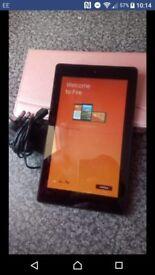 Amason fire tablet