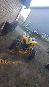 Specail edition yfz 450 for trade or buy