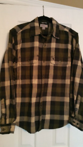 CAR HARTT PLAID HEAVY SHIRT