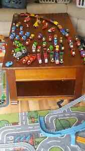 Thomas the Tank Engine take and play sets and trains