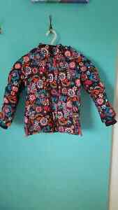 Jacket winter Gusti, for 5y