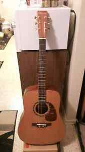 Norman st40 acoustic guitar Kitchener / Waterloo Kitchener Area image 1