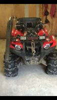 2009 Yamaha grizzly 700 EPS