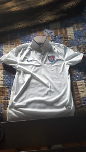 World Cup USA Home Jersey 2014 Large