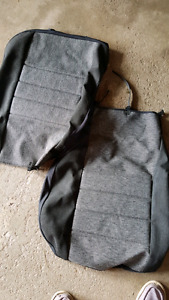 Seat Covers - 2007 GMC Sierra SLE