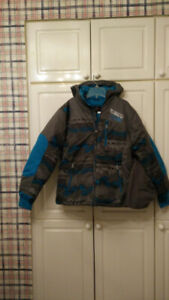 Brand new boy's snow jacket