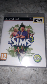The Sims 3 for PS3