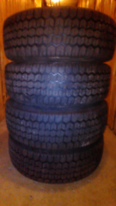 Winter Tires* Nordman SUV 225/65 R17 On Rims