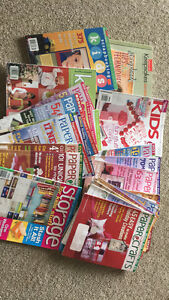 Idea books, craft books, card making, stamping ideas books, kids