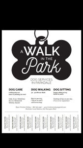 Dog Services in Parkdale
