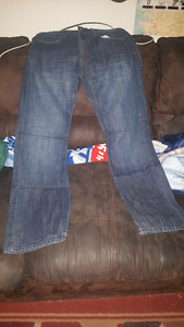 GEORGE BLUE JEANS. ONLY WORN ONCE