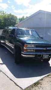2000 Chevy Silverado 3500 HD 1 Ton Pickup