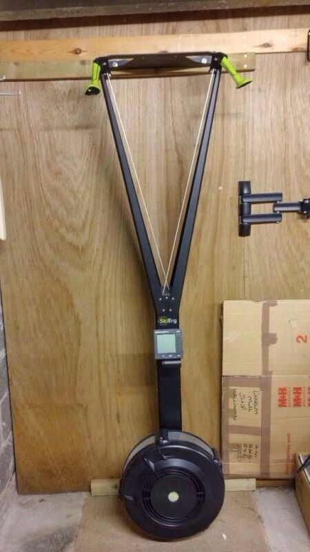 Concept 2 Ski Erg Rower With Pm5 Monitor Only 14 Months