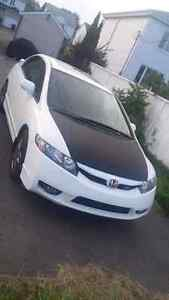 Honda civic Si sedan 2010