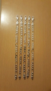 925 Silver Braclets Brand New