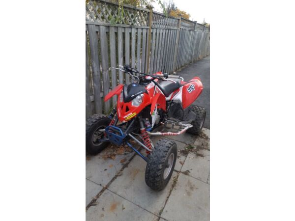 Used 2008 Polaris Outlaw MXR