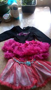 Baby girl Christmas dress/TuTu
