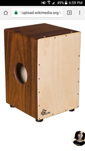 Looking for cheap used cajon