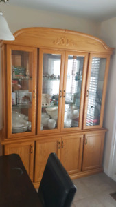 Elegant Buffet in Perfect Condition for Sale