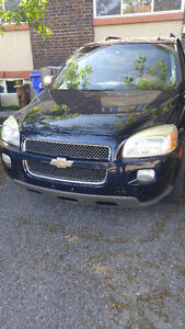 2007 Pontiac Montana, 6 Cyl Economic,  Minivan