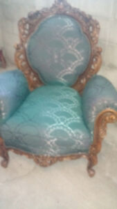 Rocco sofa and chairs