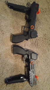 2 guns for the ps3 move