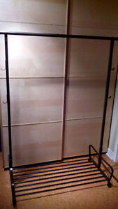 """Coat and Boot Rack - 4"""" wide, 5"""" tall"""