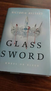 """Glass Sword"" by Victoria Aveyard"