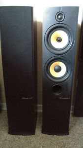 Wharfedale Diamond 8.4 Tower Speakers
