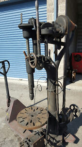 Antique Stand up Drill 120 years old
