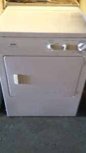 Dryers for sale. From $125 to 75