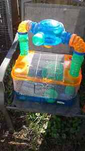 Hamster Cages and Supplies