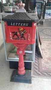 Cast Aluminum Letterbox