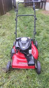 Briggs&stratton lawnmower