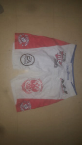 Special edition very rare fedor mma trunks new never worn 80$