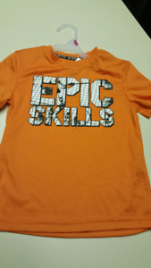 "Boys 4/5T shirt..BRAND NEW WITH TAGS...""Athletic Works"""
