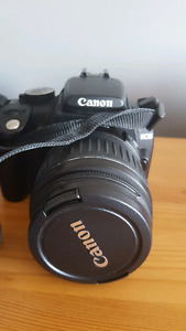 Canon xt great condition