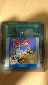 Gameboy Color - Looney Tunes Racing game