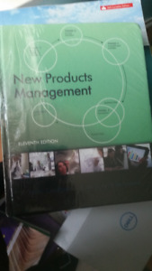 New products Management - 11th edition