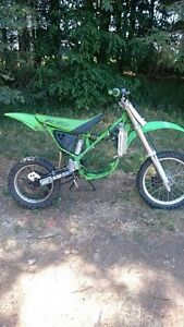 1998 kx80 part out no reasonable offer refused