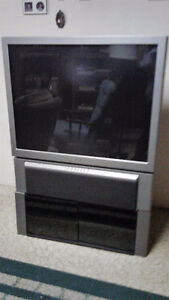 42 inch Sony TV & Console