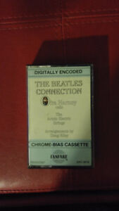 Cassette audio The Beatles Connection Ofra Harnoy