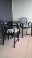 High Table & Chairs Patio Sets