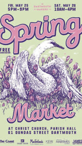 The Dartmouth Makers Spring Market