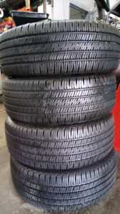 Used all seasons tires with rims