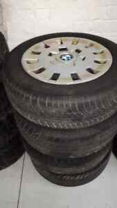 "BMW Clear out wheels/snow tires/all season 14""/15""/16""/17"" Windsor Region Ontario image 2"