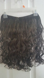 new hair extension different color and size