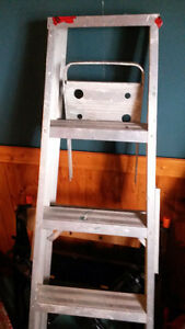 step ladder..58 inches tall