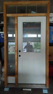 steel entrance door system for sale