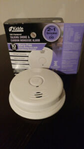 Kidde Talking Smoke & Carbon Monoxide Alarm